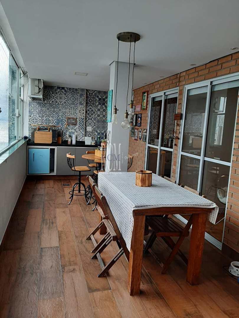 Apartamento com 2 dorms, Itararé, São Vicente - R$ 550 mil, Cod: 92573