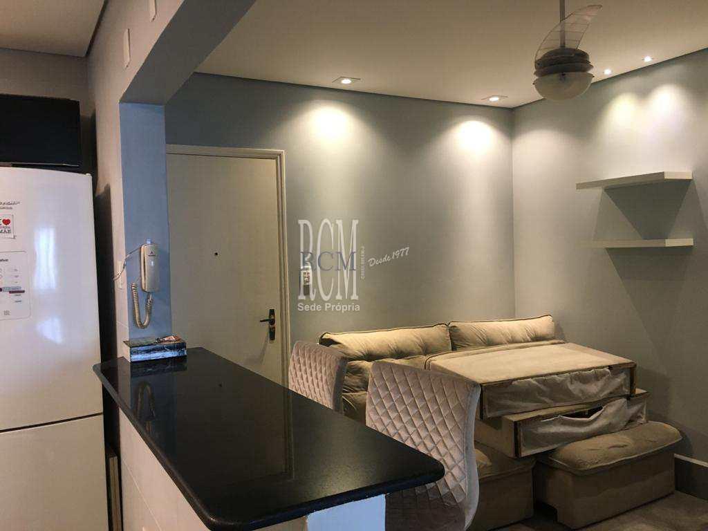 Apartamento com 2 dorms, Centro, São Vicente - R$ 265 mil, Cod: 92625
