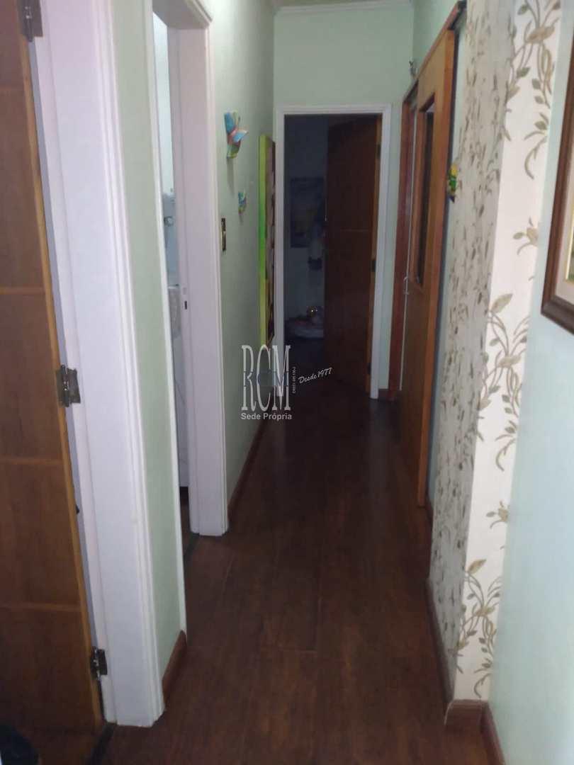 Apartamento com 3 dorms, Centro, São Vicente - R$ 420 mil, Cod: 92637