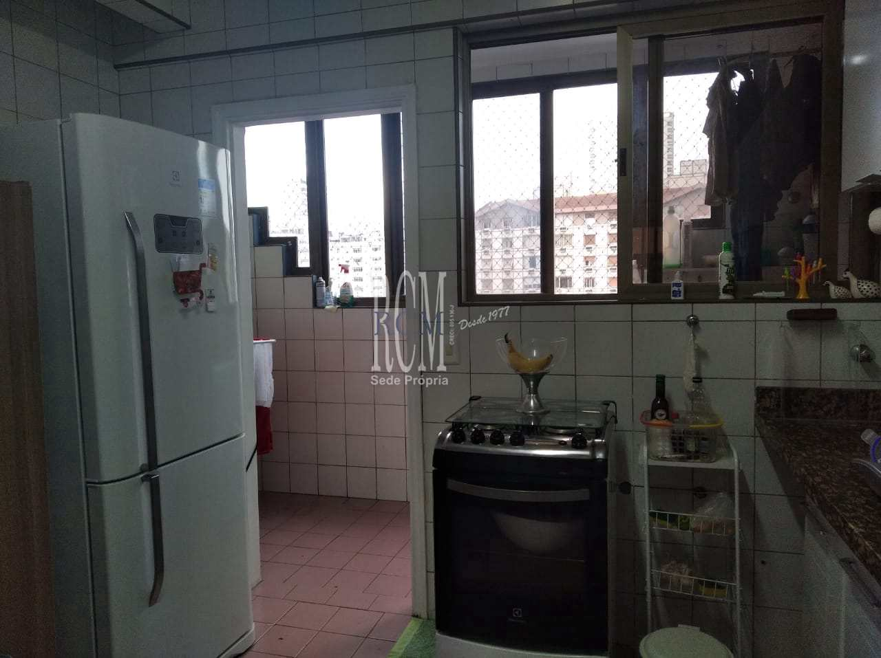Apartamento com 3 dorms, Boqueirão, Santos - R$ 545 mil, Cod: 92642