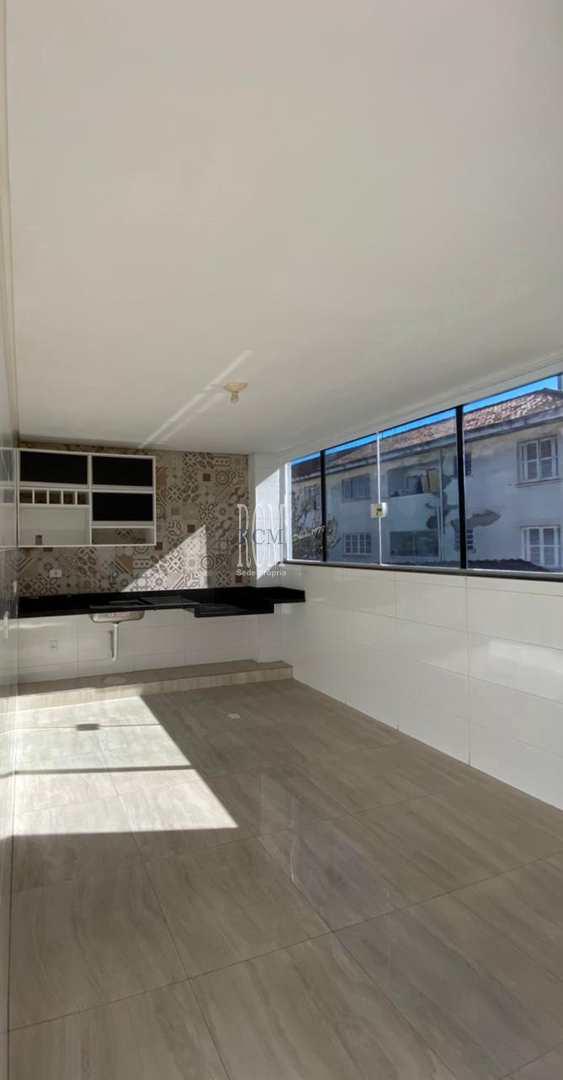 Casa com 3 dorms, Boqueirão, Santos - R$ 869 mil, Cod: 92660