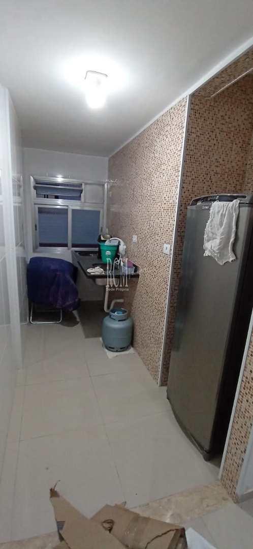 Apartamento com 1 dorm, Centro, São Vicente, Cod: 92670