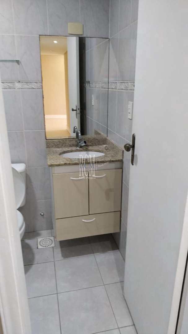 Apartamento com 2 dorms, Parque Bitaru, São Vicente, Cod: 92689