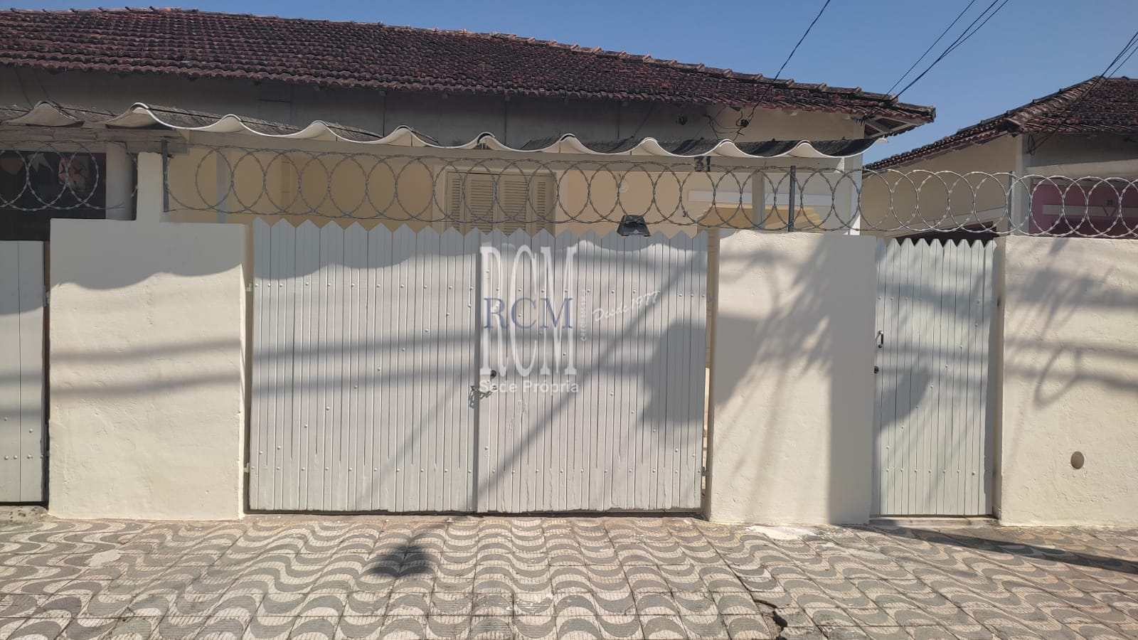 Casa com 2 dorms, Vila Cascatinha, São Vicente, Cod: 92696