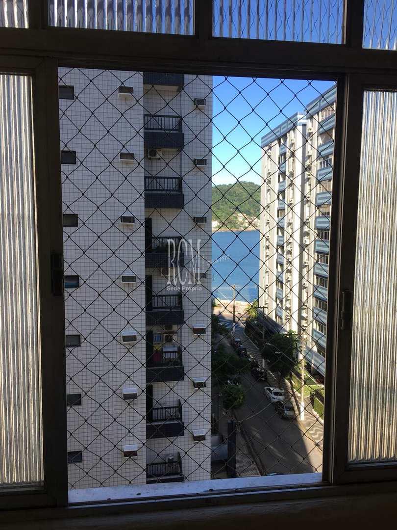 Apartamento com 3 dorms, Itararé, São Vicente - R$ 300 mil, Cod: 92713