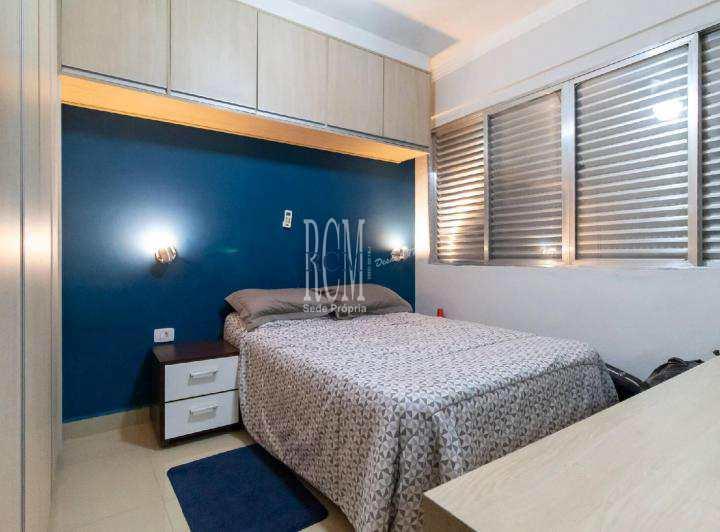 Apartamento com 2 dorms, Itararé, São Vicente - R$ 295 mil, Cod: 92730