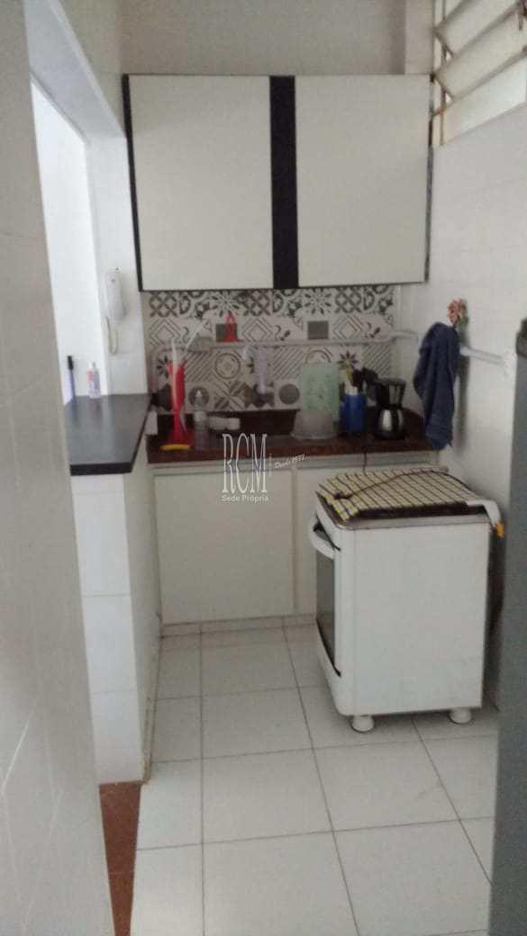 Apartamento com 1 dorm, Boqueirão, Santos - R$ 230 mil, Cod: 92746