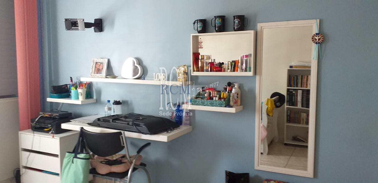 Apartamento com 2 dorms, Centro, São Vicente - R$ 320 mil, Cod: 92748