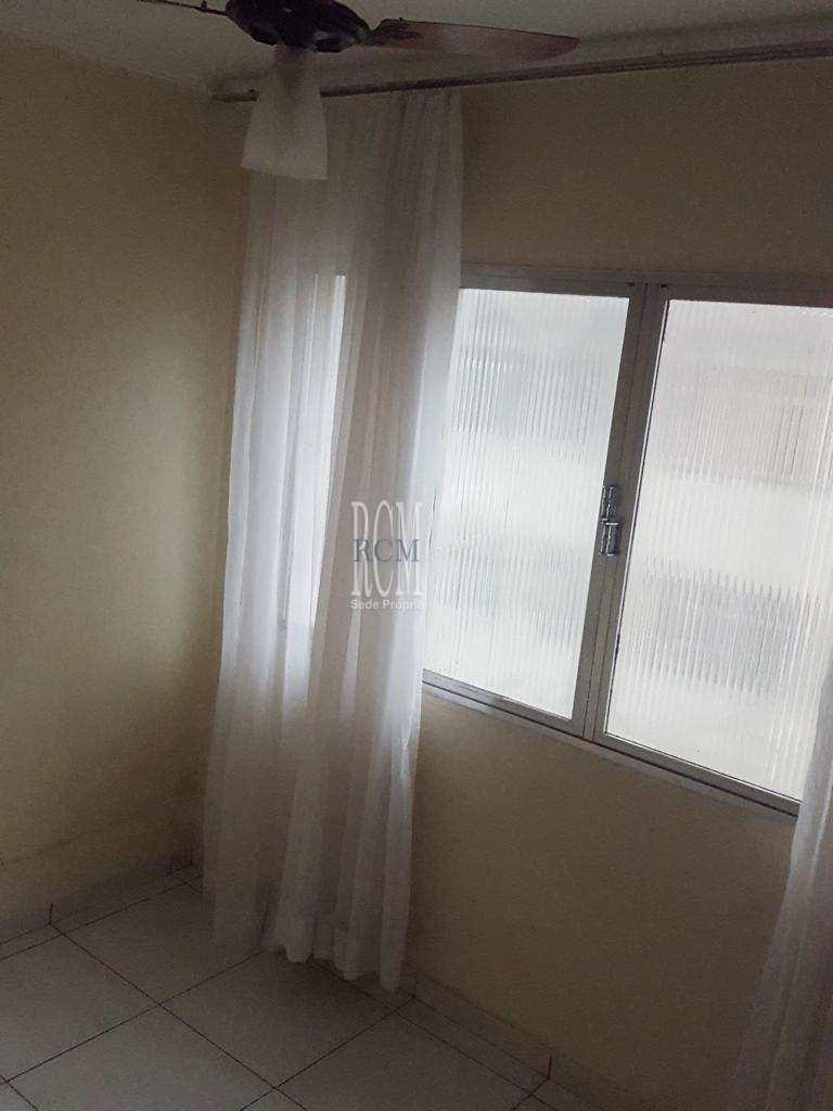 Sala Living com 1 dorm, Centro, São Vicente - R$ 129 mil, Cod: 92753