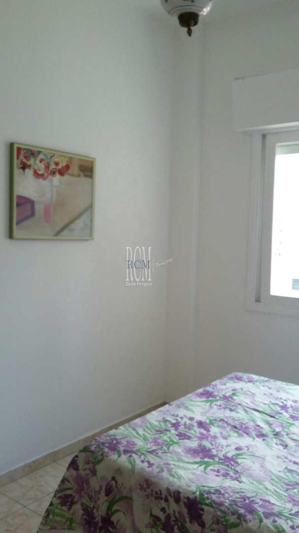 Apartamento com 1 dorm, Itararé, São Vicente - R$ 234 mil, Cod: 92766