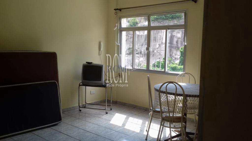 Kitnet com 1 dorm, Itararé, São Vicente - R$ 139 mil, Cod: 92768