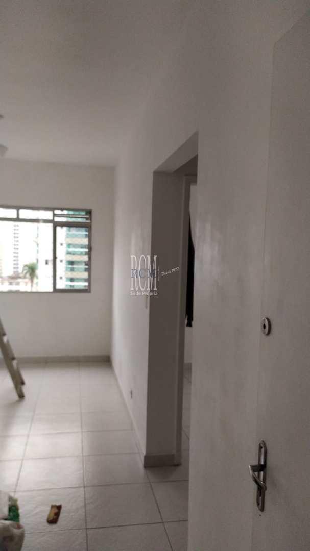 Apartamento com 1 dorm, Itararé, São Vicente - R$ 222 mil, Cod: 92772