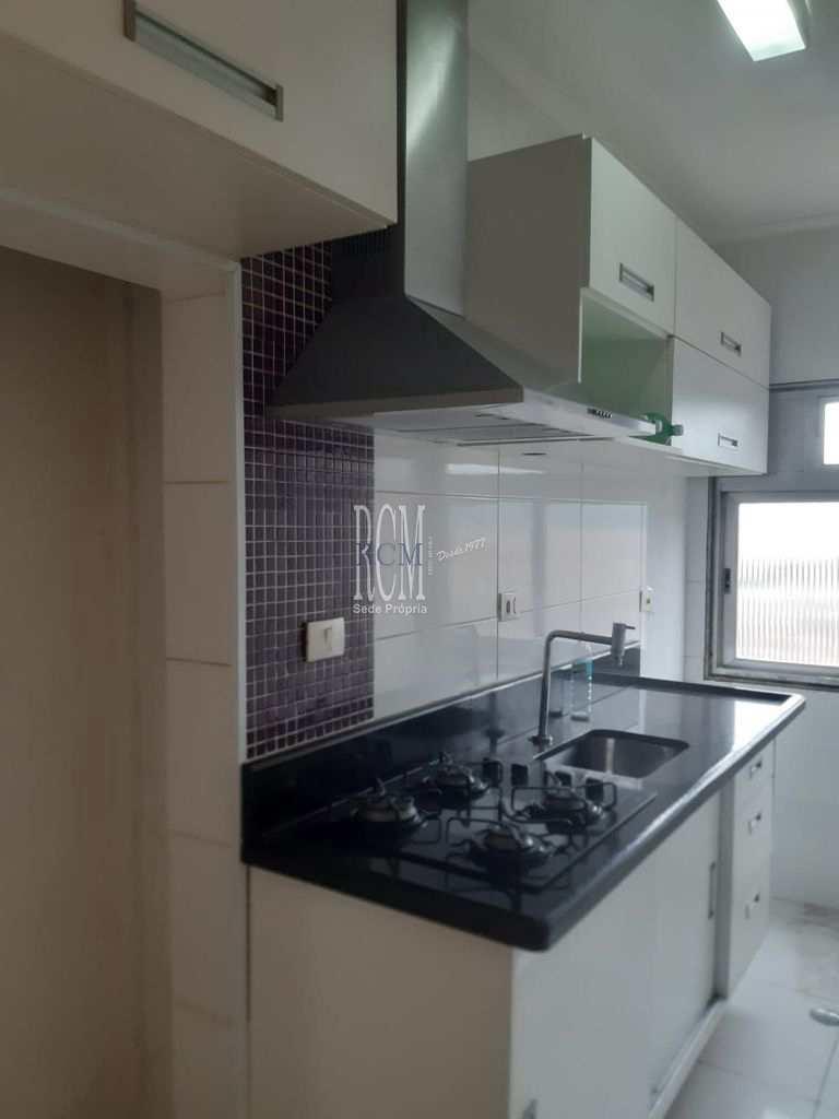Sala Living com 1 dorm, Centro, São Vicente - R$ 155 mil, Cod: 92776