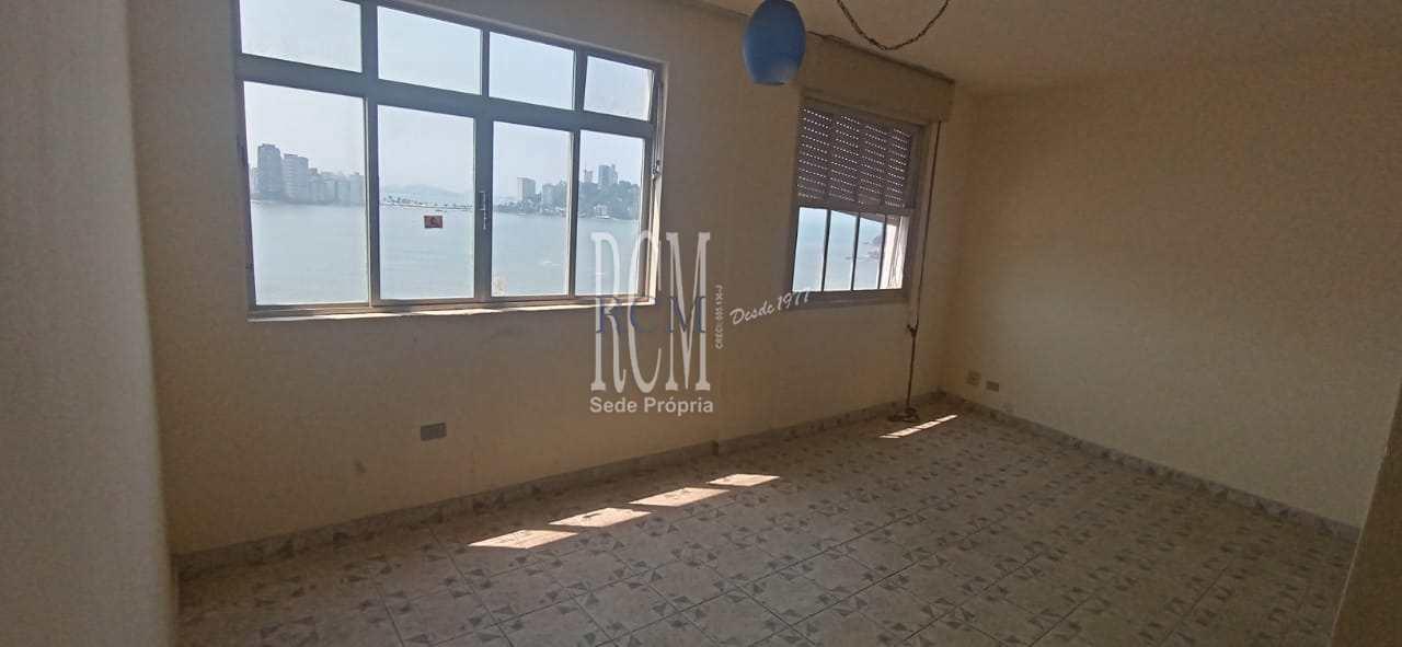Sala Living com 1 dorm, Morro dos Barbosas, São Vicente - R$ 135 mil, Cod: 92779