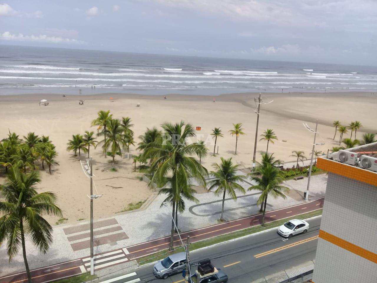 P GRANDE AVIAÇÃO FRENTE MAR VISTA LIVRE ELEVADOR 2 DORMITÓRIOS