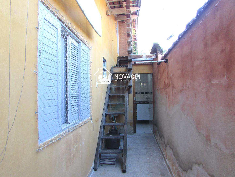 11 - CORREDOR SOCIAL ANGULO 02 - CASA EM PRAIA GRANDE