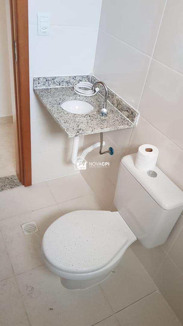 Apartamento com 1 dorm, Guilhermina, Praia Grande - R$ 180 mil, Cod: 010124001