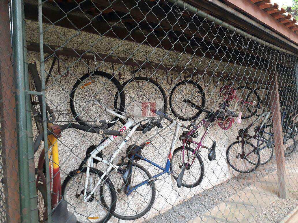 bicicletário amazonas