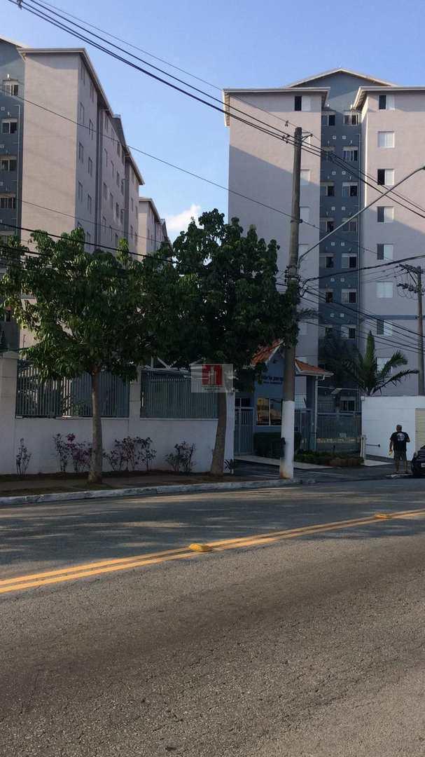 Apartamento com 2 dorms, Vila Alpina, São Paulo, Cod: 1153