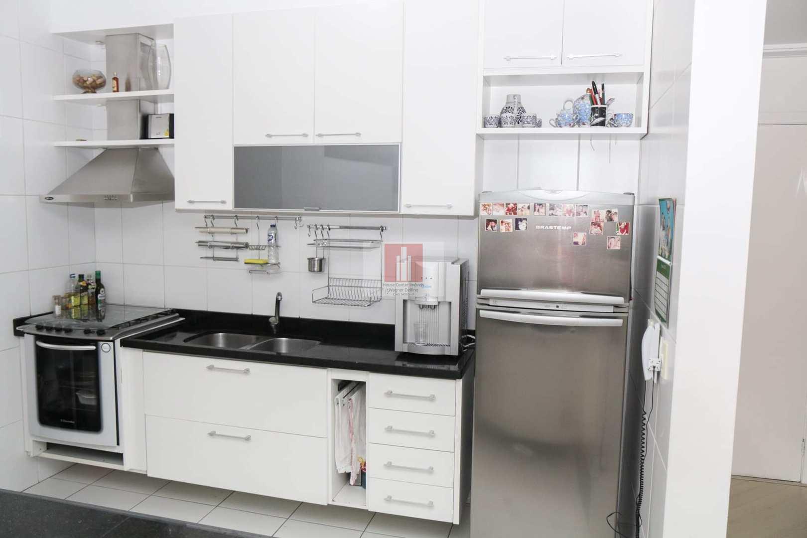 Apartamento com 3 dorms, Nova Gerty, São Caetano do Sul - R$ 466 mil, Cod: 1168