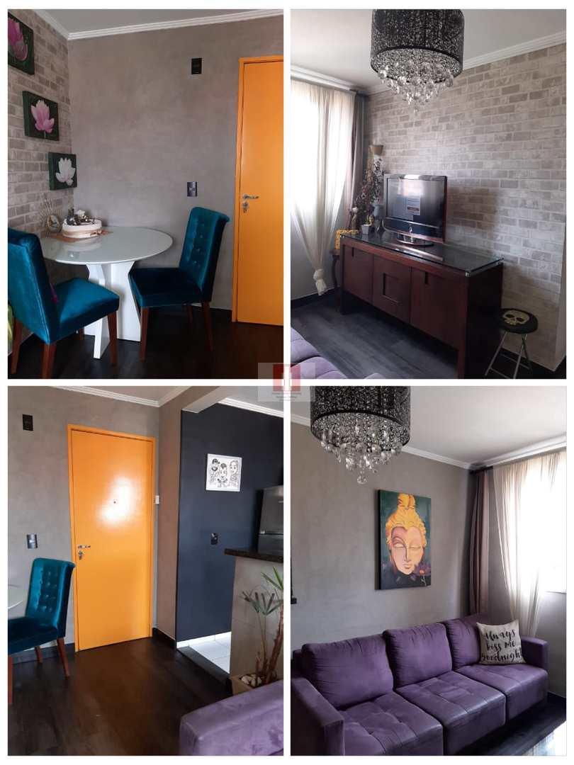 Apto 2 dorms, Jardim Ângela, ZL, SP- R$ 235 mil, Cod: 1180