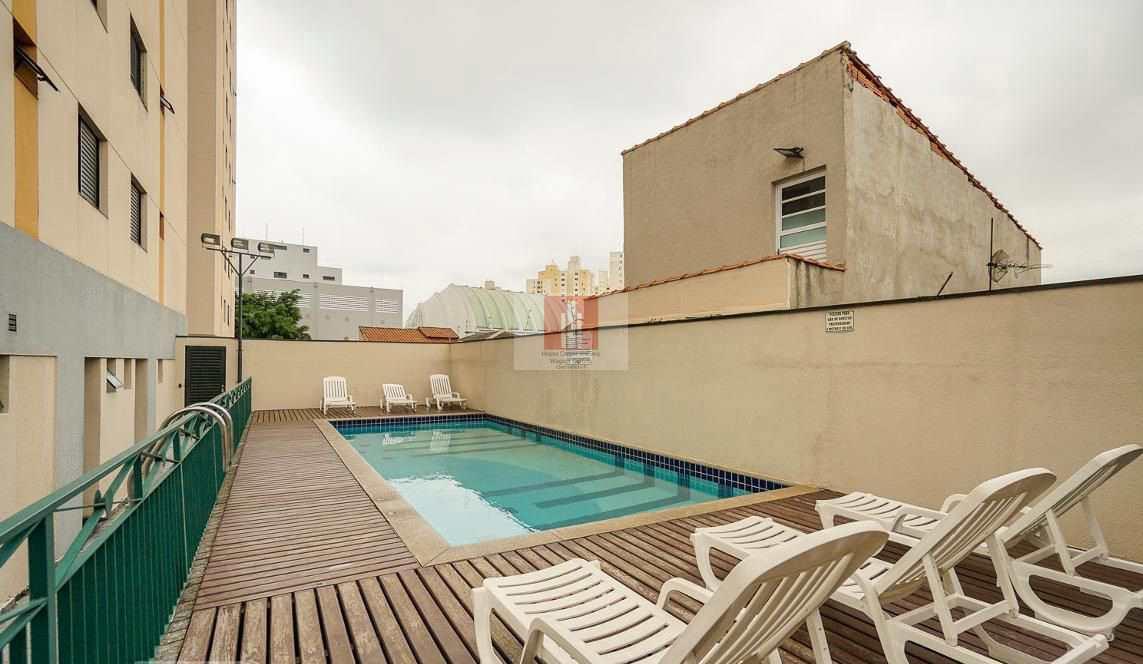 Apartamento com 2 dorms, Mooca, São Paulo - R$ 370 mil, Cod: 1215