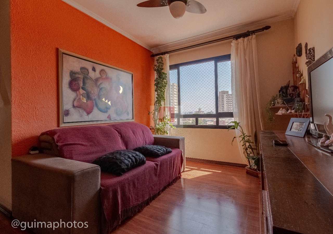 Apartamento com 3 dorms, Vila Bertioga, São Paulo - R$ 423 mil, Cod: 1218
