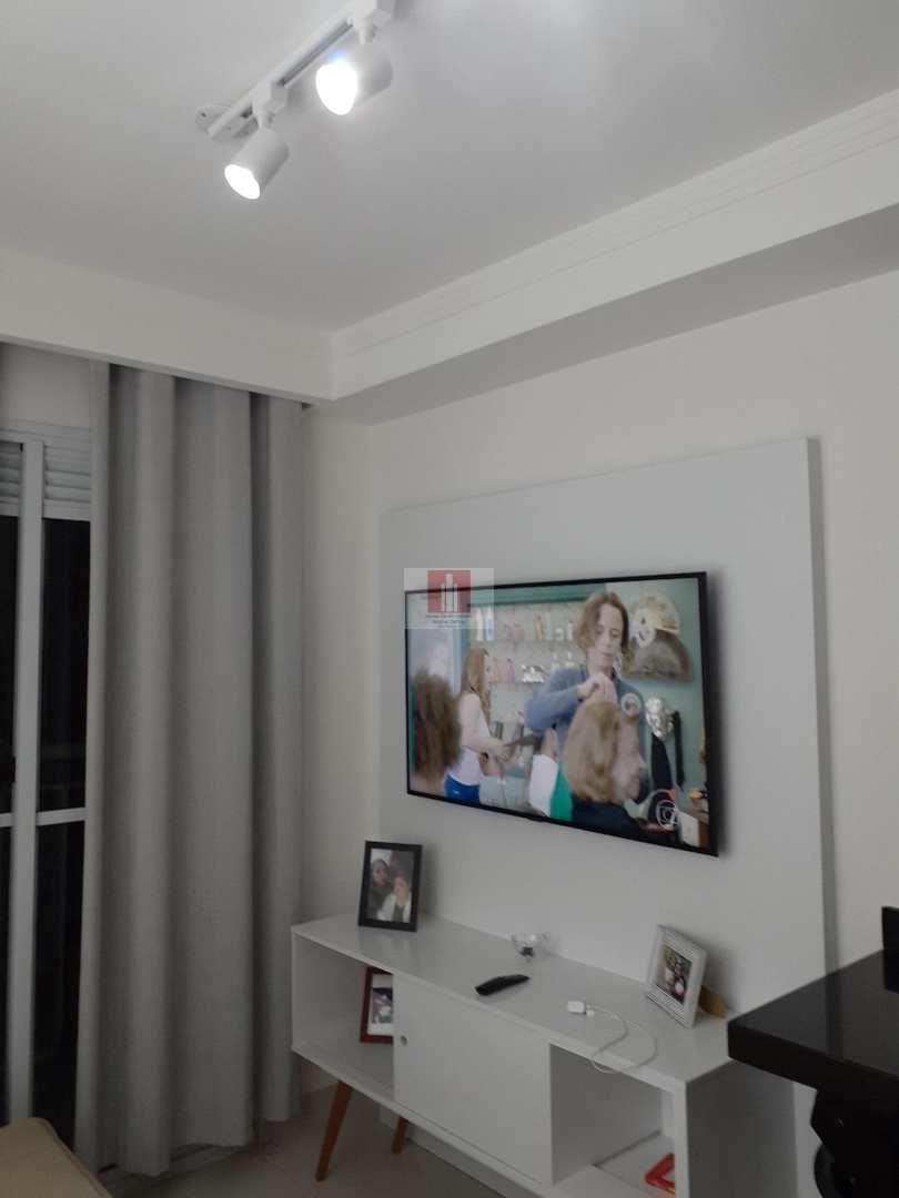 Apto 1 dorm, Vila Alpina, São Paulo - R$ 371 mil, Cod: 1250