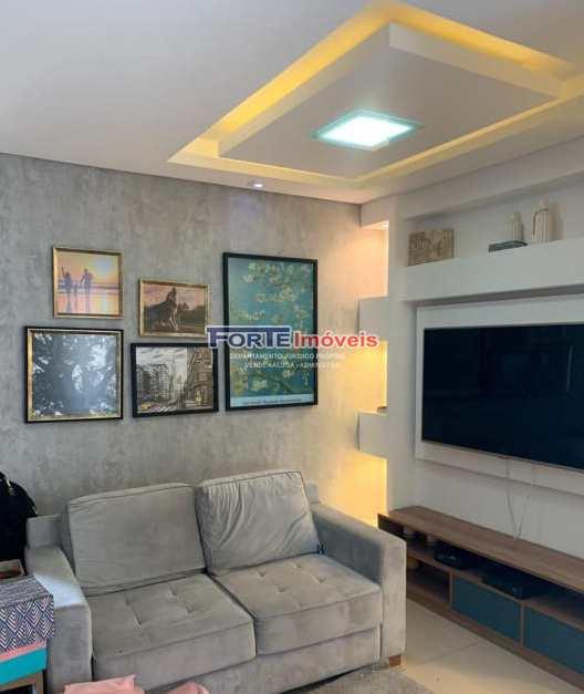 Apartamento com 2 dorms, Vila Mazzei, São Paulo - R$ 360 mil, Cod: 42903594