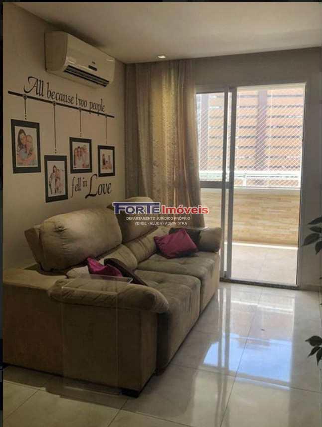 Apartamento com 3 dorms, Santana, São Paulo - R$ 955 mil, Cod: 42903621