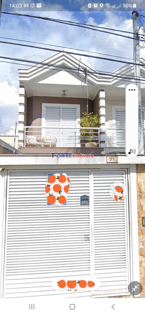 Sobrado com 3 dorms, Parada Inglesa, São Paulo - R$ 687 mil, Cod: 42903743