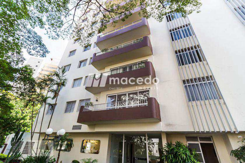 Apartamento com 3 dorms, Vila Romana, São Paulo, Cod: 4463