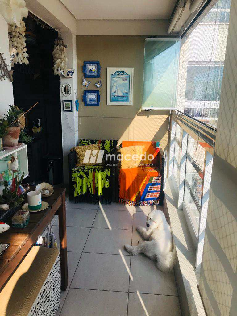 Apartamento com 2 dorms, Vila Belmiro, Santos - R$ 500 mil, Cod: 5481