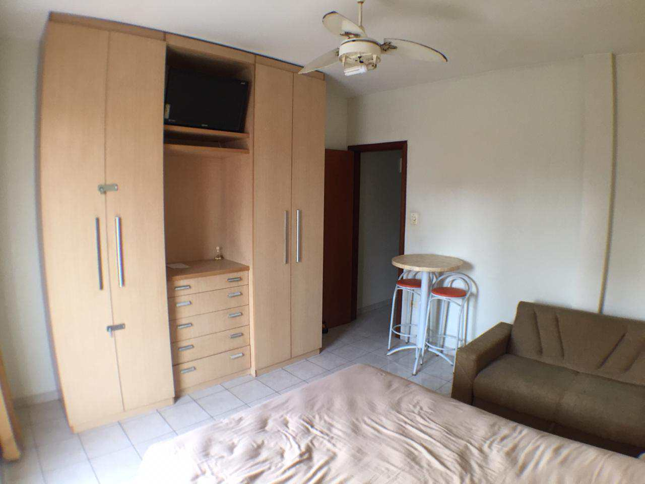 Apartamento com 1 dorm, Guilhermina, Praia Grande - R$ 195 mil, Cod: 1223