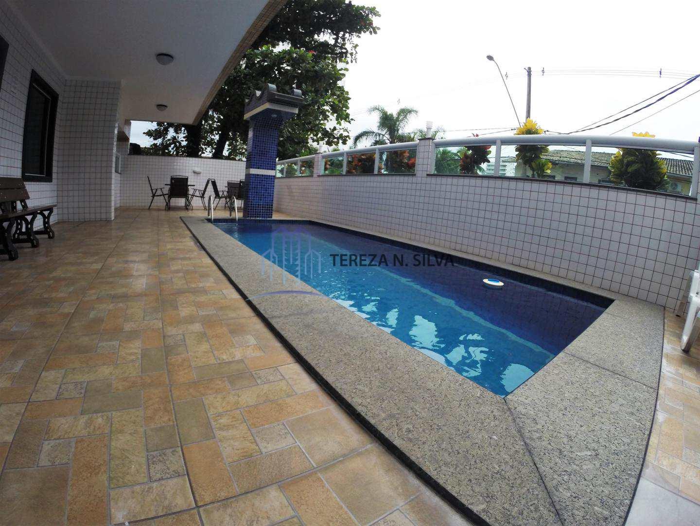 Apartamento com 2 dorms, Guilhermina, Praia Grande - R$ 395 mil, Cod: 1232