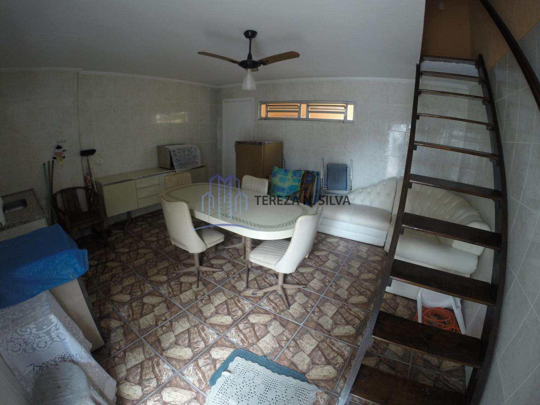Apartamento com 3 dorms, Guilhermina, Praia Grande, Cod: 1234