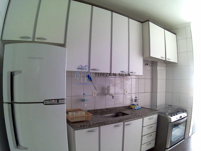Apartamento com 2 dorms, Guilhermina, Praia Grande - R$ 200 mil, Cod: 1236