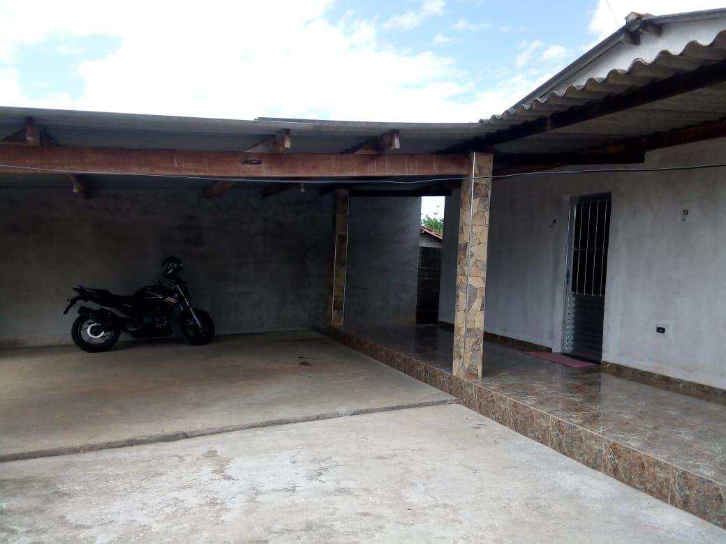 Casa com 2 dorms, Jardim São Carlos, Pariquera-Açu - R$ 165 mil, Cod: 1033