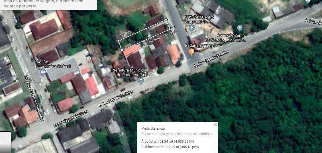 Casa com 3 dorms, Centro, Pariquera-Açu - R$ 250 mil, Cod: 1044