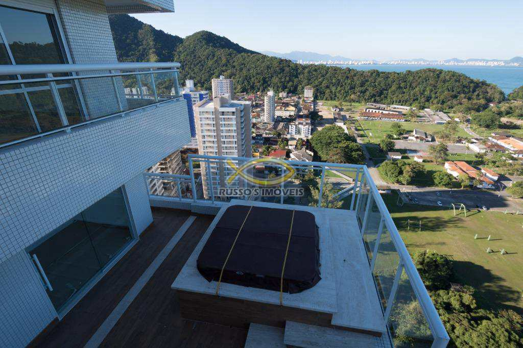 Cobertura residencial à venda, Canto do Forte, Praia Grande.
