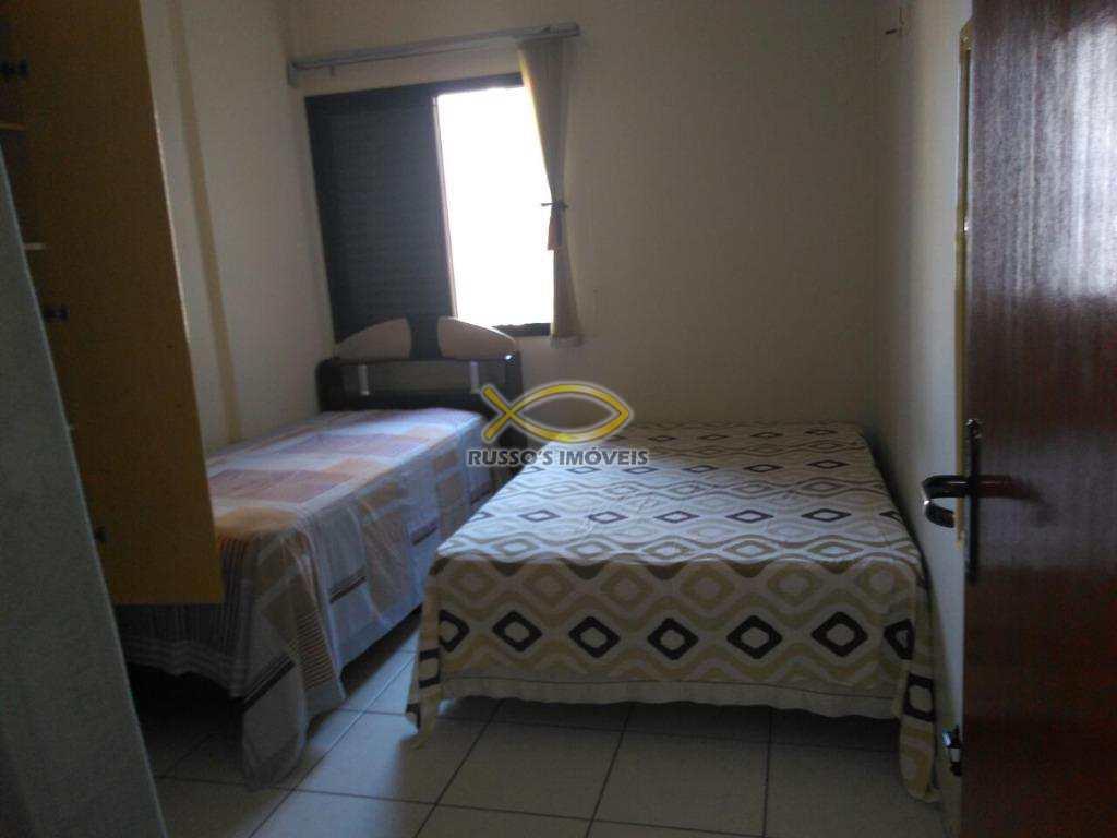 Apartamento residencial à venda, Vila Guilhermina, Praia Grande.