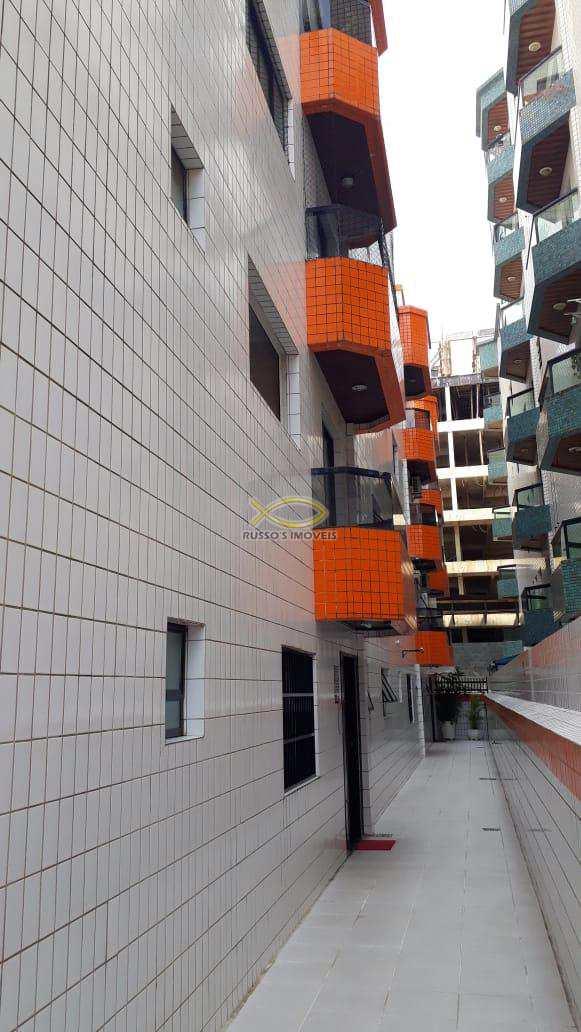 Apartamento com 1 dorm, Guilhermina, Praia Grande - R$ 155 mil, Cod: 60018284