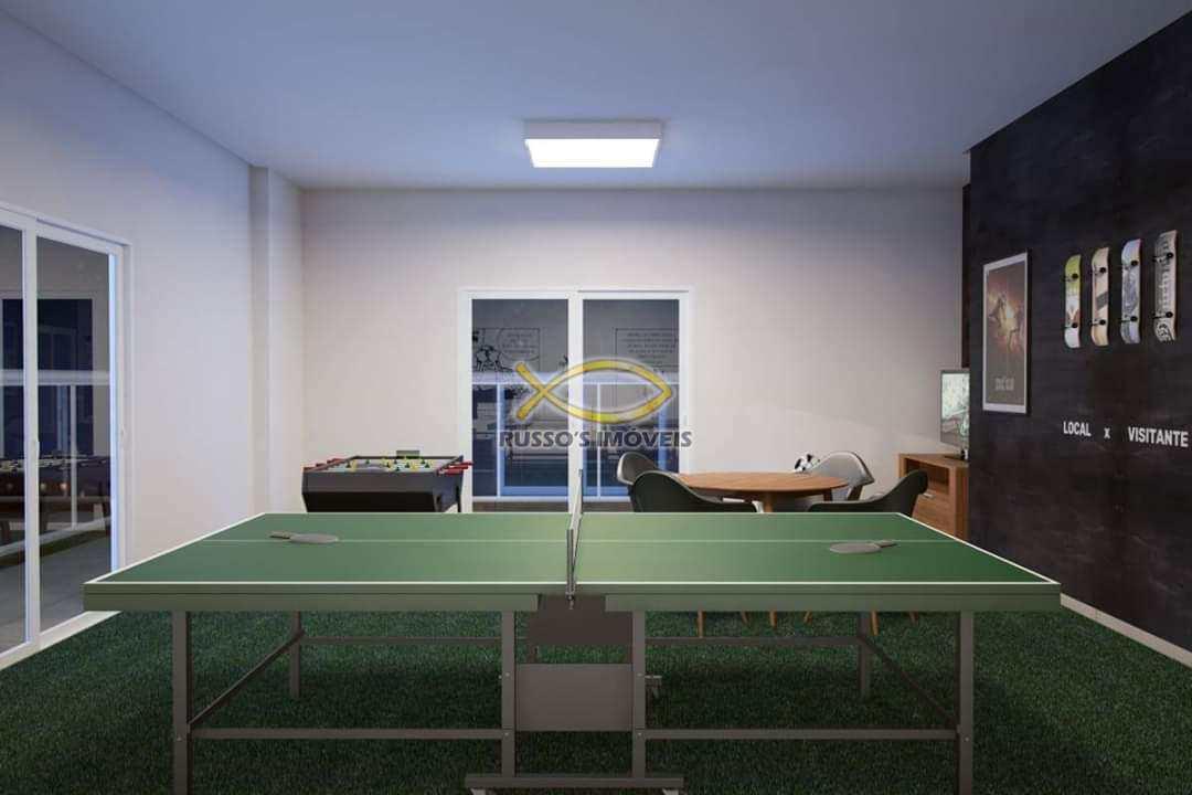 Apartamento com 1 dorm, Canto do Forte, Praia Grande - R$ 240 mil, Cod: 60018403