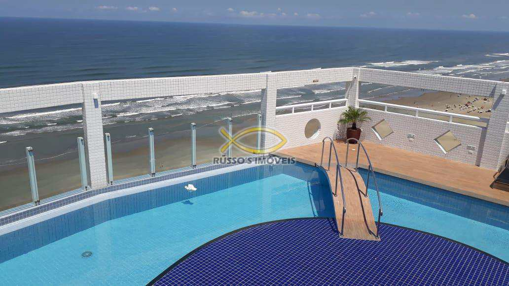 Apartamento com 3 dorms, Aviação, Praia Grande - R$ 800 mil, Cod: 60018629