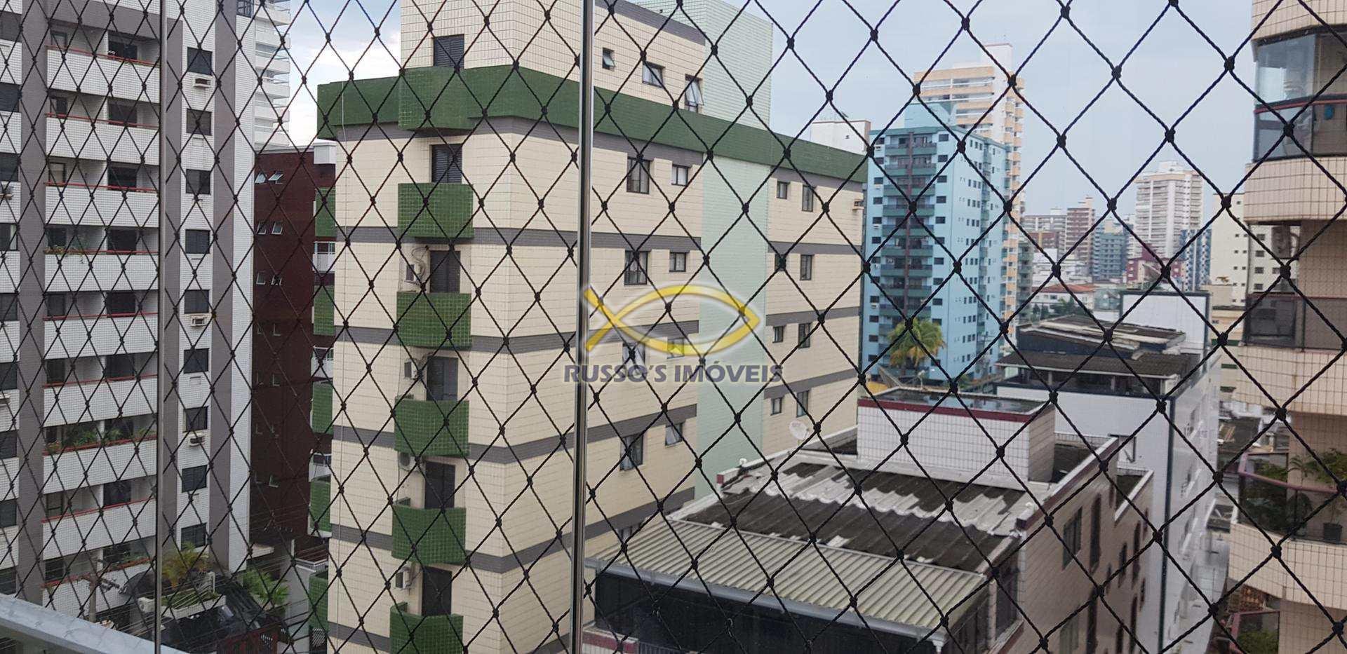 Apartamento com 2 dorms, Guilhermina, Praia Grande - R$ 260 mil, Cod: 60018807