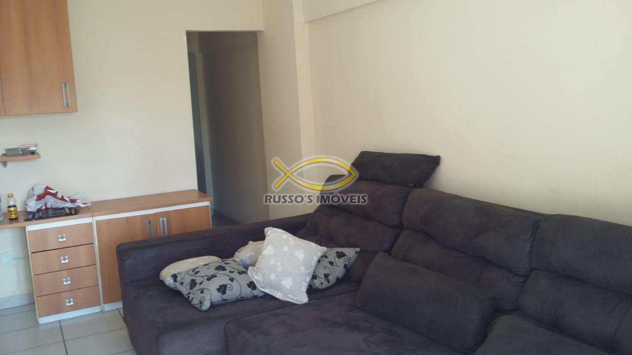 Apartamento com 2 dorms, Aviação, Praia Grande - R$ 260 mil, Cod: 60018819