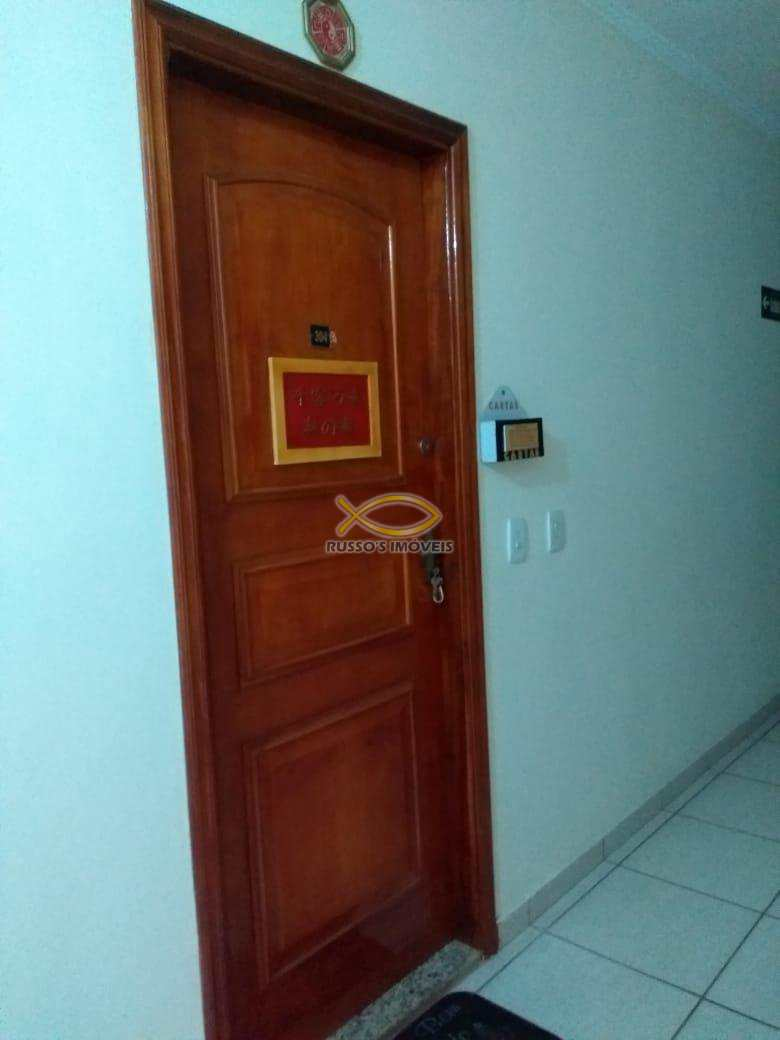Apartamento com 1 dorm, Aviação, Praia Grande - R$ 192 mil, Cod: 60018831