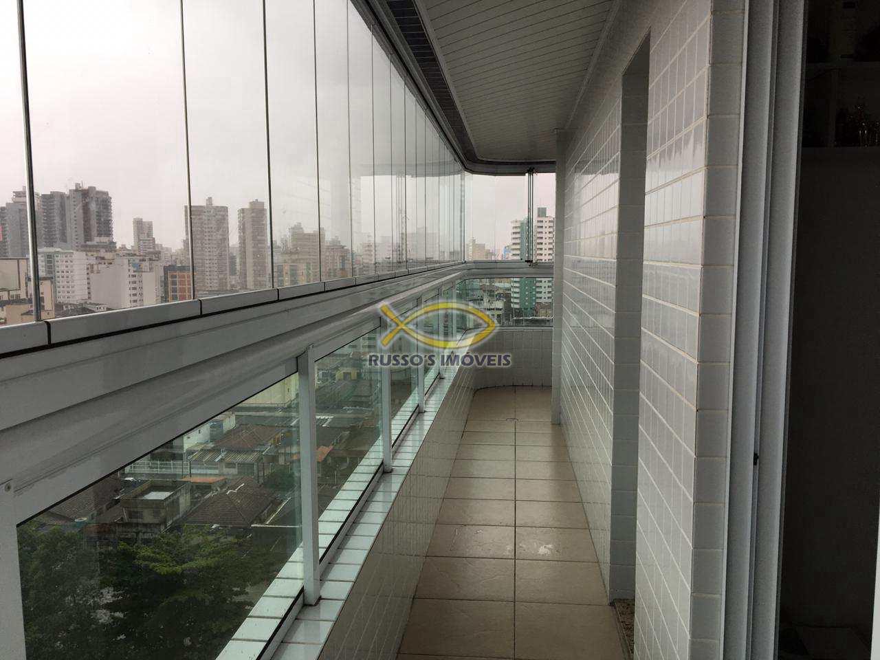 Apartamento com 2 dorms, Boqueirão, Praia Grande - R$ 370 mil, Cod: 60018999