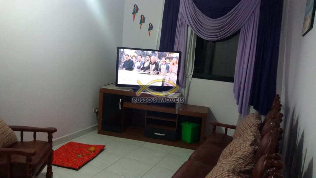 Apartamento com 2 dorms, Aviação, Praia Grande - R$ 270 mil, Cod: 60019018