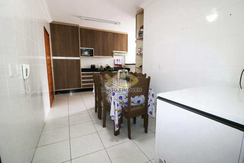 Apartamento com 3 dorms, Canto do Forte, Praia Grande - R$ 790 mil, Cod: 60019041